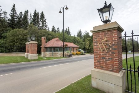 Wynyard Park Welcome Gate